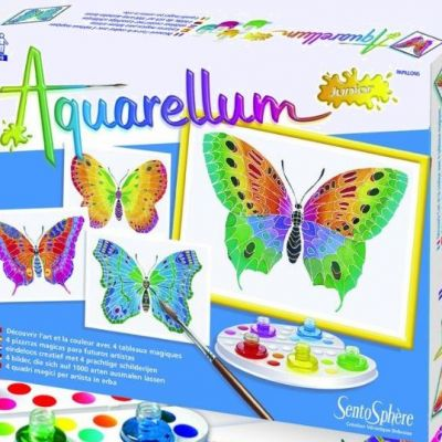aquarellum junior papillons - Sable Color Djeco