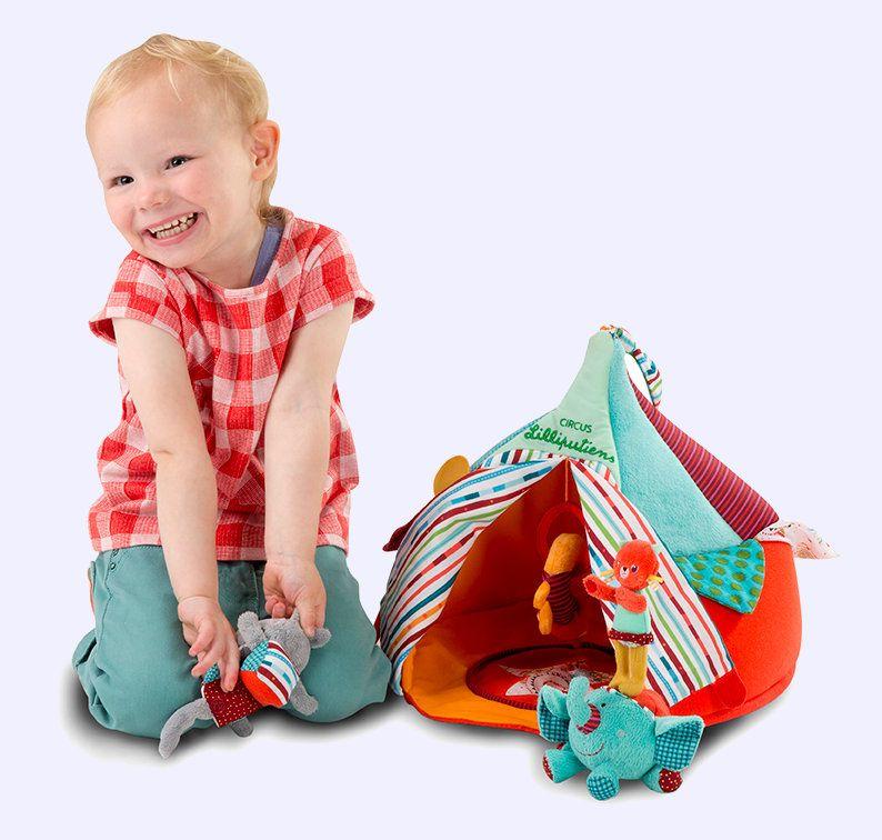 Le cirque et ses acrobates lilliputiens 86512 jeux de nim - Colette gaze et son bebe ...