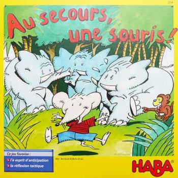 Les Français-éléphants sont terrorisés par un virus-souris