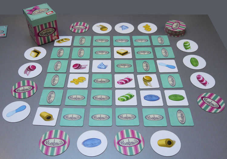 jeux de bonbon