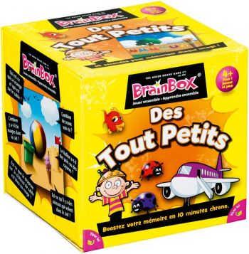 Jeux de société  BrainBox le jeu de plateau  Fairplay