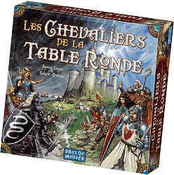 Les chevaliers de la table ronde jeu de soci t chez jeux de nim - Jeu de societe les chevaliers de la table ronde ...