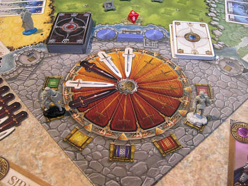 Les chevaliers de la table ronde jeu de soci t chez jeux - Les 12 principaux chevaliers de la table ronde ...