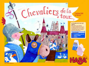 Les chevaliers de la tour (HABA) - YouTube