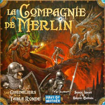 La compagnie de merlin jeu de soci t chez jeux de nim - Jeu de societe les chevaliers de la table ronde ...