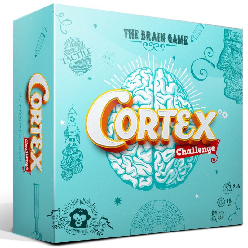 Cortex : Challenge | Benvenuto, Johan. Auteur