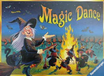 La danse des sorci res jeu de soci t chez jeux de nim - Jeux de sorciere potion magique gratuit ...