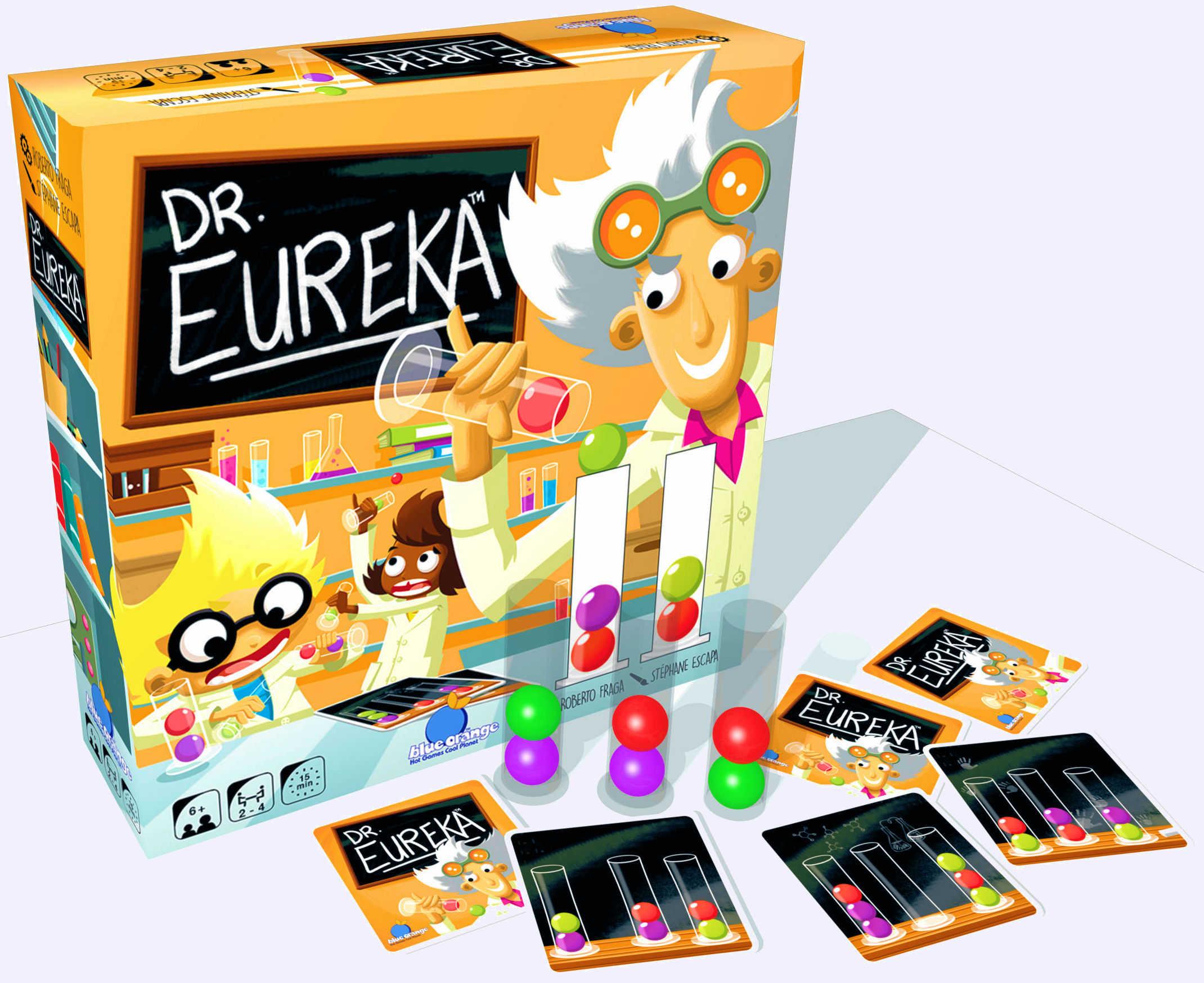 Dr eureka jeu de soci t chez jeux de nim - Jeux de bouee ...