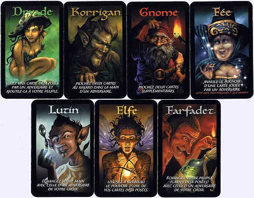fantasy jeu de carte Fantasy: jeu de société chez Jeux de NIM
