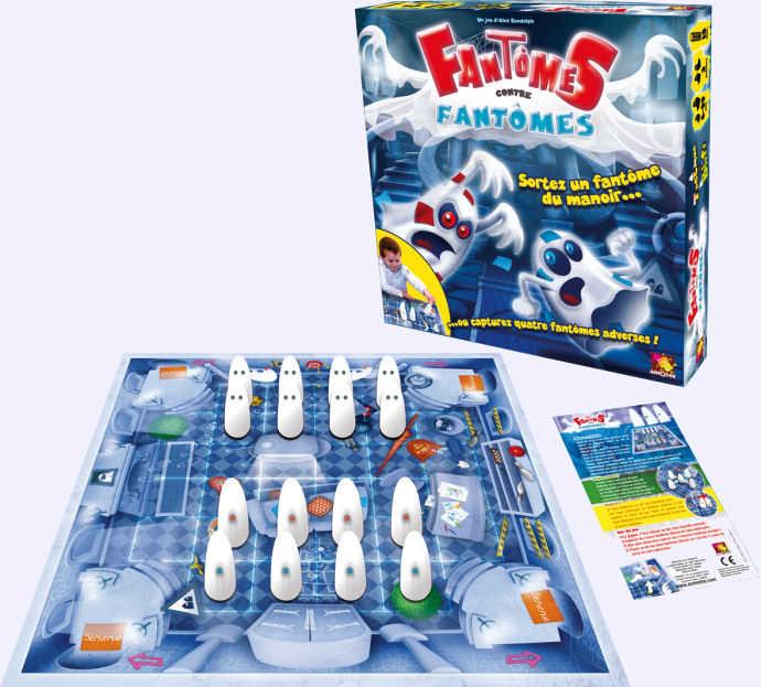 jeux de fantome