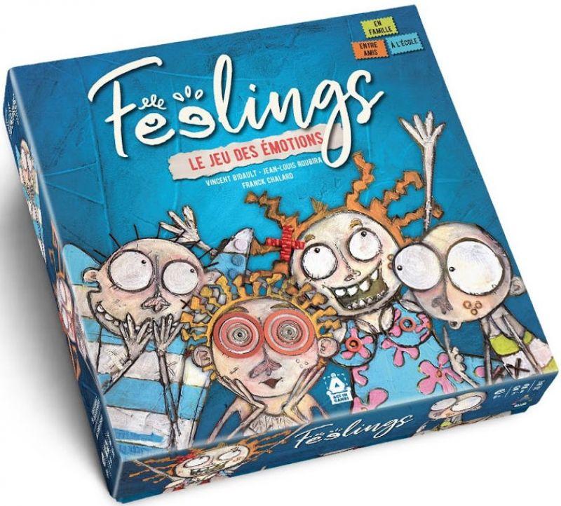 Extrêmement Feelings: jeu de société chez Jeux de NIM YN61