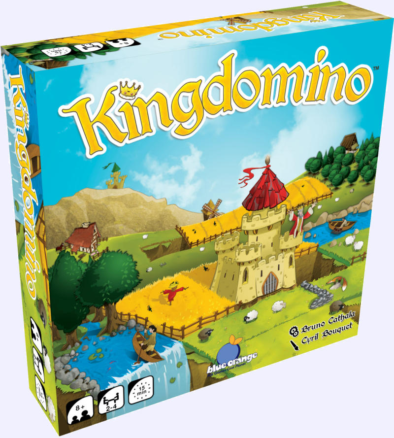 kingdomino jeu de soci t chez jeux de nim. Black Bedroom Furniture Sets. Home Design Ideas