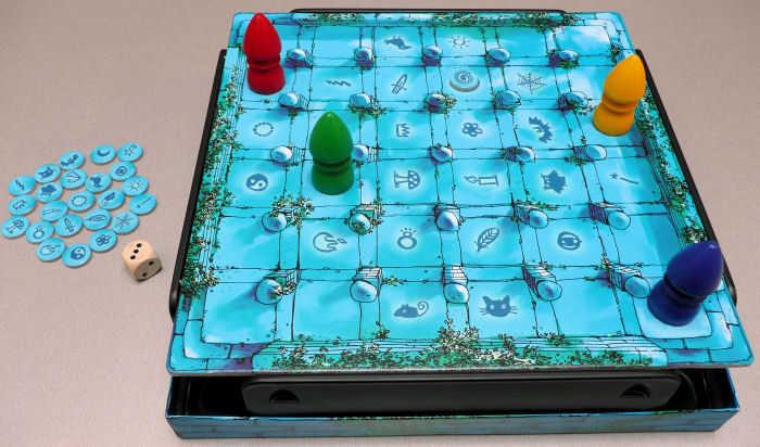 Jeu de Magi: Le Labyrinthe Magique gratuit  Jeux 2 Filles