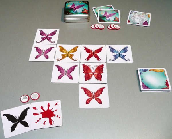 Papillons: Jeu De Société Chez Jeux De NIM