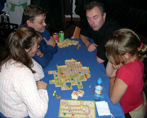Reportage de la 21 me soir e jeux de nim sp ciale les chevaliers de la table ronde page 8 - La table ronde carcassonne ...