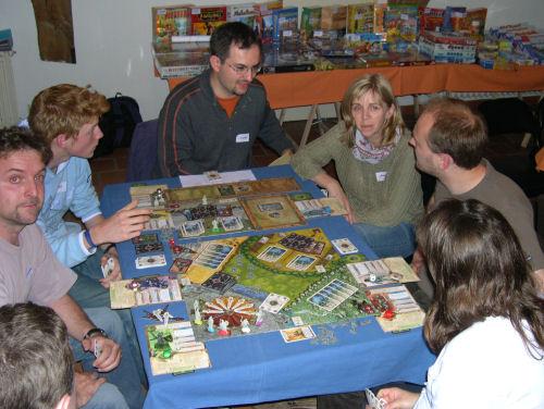 Reportage de la 21 me soir e jeux de nim sp ciale les chevaliers de la table ronde page 9 - La table ronde carcassonne ...