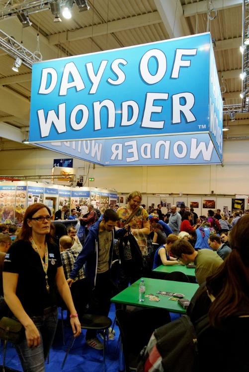 Essen 2012 la grande f te des jeux de soci t page 7 - Les chevaliers de la table ronde days of wonder ...